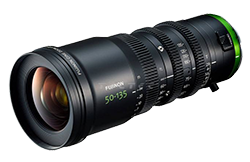 Fujinon, MK50-135mm, E-Mount, Zoom ,rent
