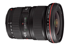 Canon, 16-35mm, 1:2,8 L USM II, EF, Zoom, lens, rent