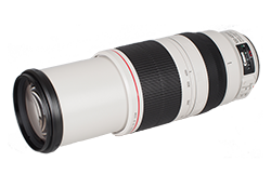 Canon, Full Frame, 100-400mm, rent