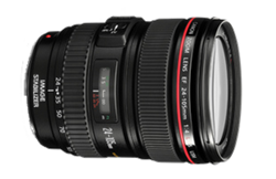 Canon, 24-105mm, 1:4.0 L IS USM, EF, Zoom, lens, rent