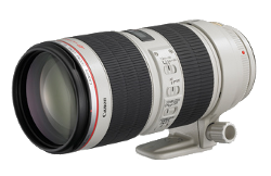Canon 70-200mm 1:2.8L IS II USM, EF, Zoom, lens, rent