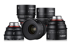 Xeen, Lenses, 4K, rent